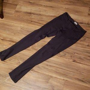 Pants - Gray skinny pants